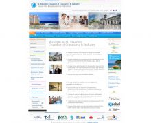 Informational website for holiday and tourism in St.Maarten island.