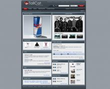 Social networking website for music bands and artists, users can sell music files and collectables. Built on Summer Cart shopping cart.