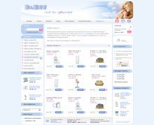 One of the most popular online stores in Bulgaria for baby products and maternity. Powered by Summer Cart shopping cart and additionslly enhanced.