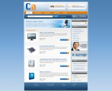 Online store with professional design and integration by Mirchev Ideas. Powered by X-Cart.