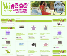 Big things for the little ones! This online store is targeted towards parents, babies and small children. Practical and innovative, their products provide ingenious solutions to common child care problems. Powered by Summer Cart shopping cart.