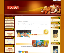 Nutisal is proud to offer the world's best selection of nuts to your hands. Features useful information on nuts history and nutrition facts. Powered by Summer Cart shopping cart.