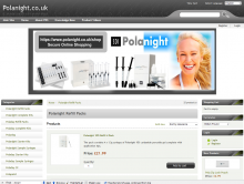 Polanight is the leading dentist brand for professional teeth whitening treatment, established in London, UK. Online store powered by Summer Cart shopping cart.