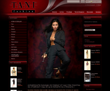 Online store of the fashion house TANI, producer of the full range of clothes for ladies - blouses, shirts, suits, casual and formal gowns and dresses, boutique dresses, outwears. Powered by Summer Cart shopping cart.